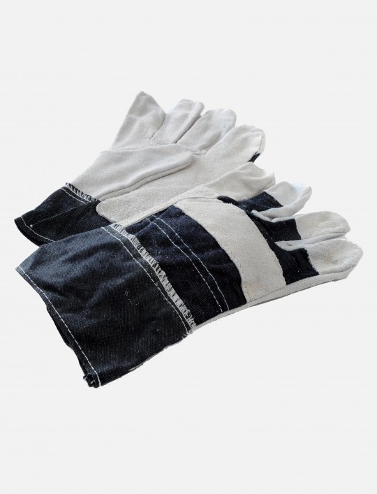 ULTIMA® Denim Leather Rigger Glove