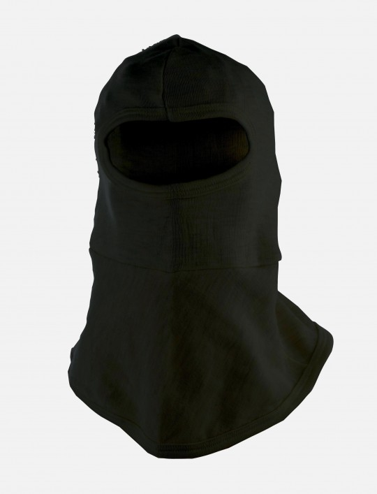Knitted Fire Resistant Hood - Double Layer