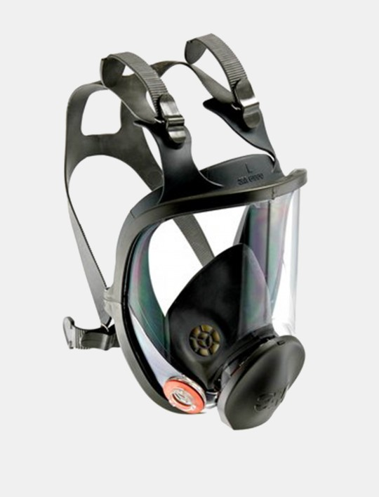 3M™ Full Face Respirator 6700, SMALL