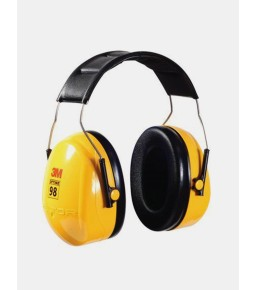 3M™ PELTOR™ Optime™ 98 Earmuffs H9A, Over-the-Head