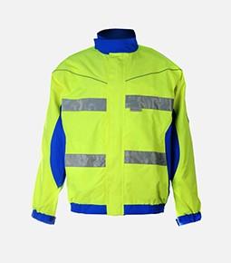 ULTIMA® Hi-Viz 2-Tone Rain Suit