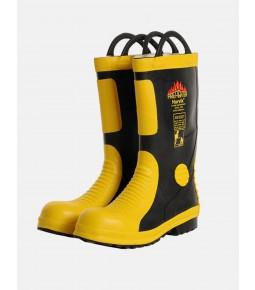 Harvik 9687L Fire-Fighting Boots