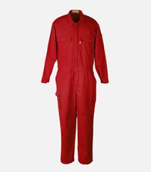 ULTIMA® Cotton Coverall - Velcro Pockets
