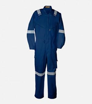 ULTIMA® Cotton Coverall - Zipper Pockets