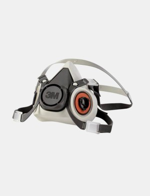 3M™ Half Face Respirator 6100, SMALL