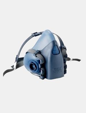 3M™ Half Face Respirator 7502, MEDIUM